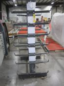 2 sided Cantilever rack