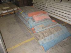 Pallet of mats