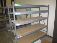 Shelving - lot of 2 shelves