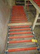 Conveyor rollers no power