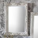 Altori Rectangle Mirror Silver 830 x 1140 The Altori Antique French Style Rectangle Mirror Is The