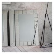 Alfredo Rectangle Mirror 600 x 900mm The Agara Mirror Is The Latest Addition To Our Range Of