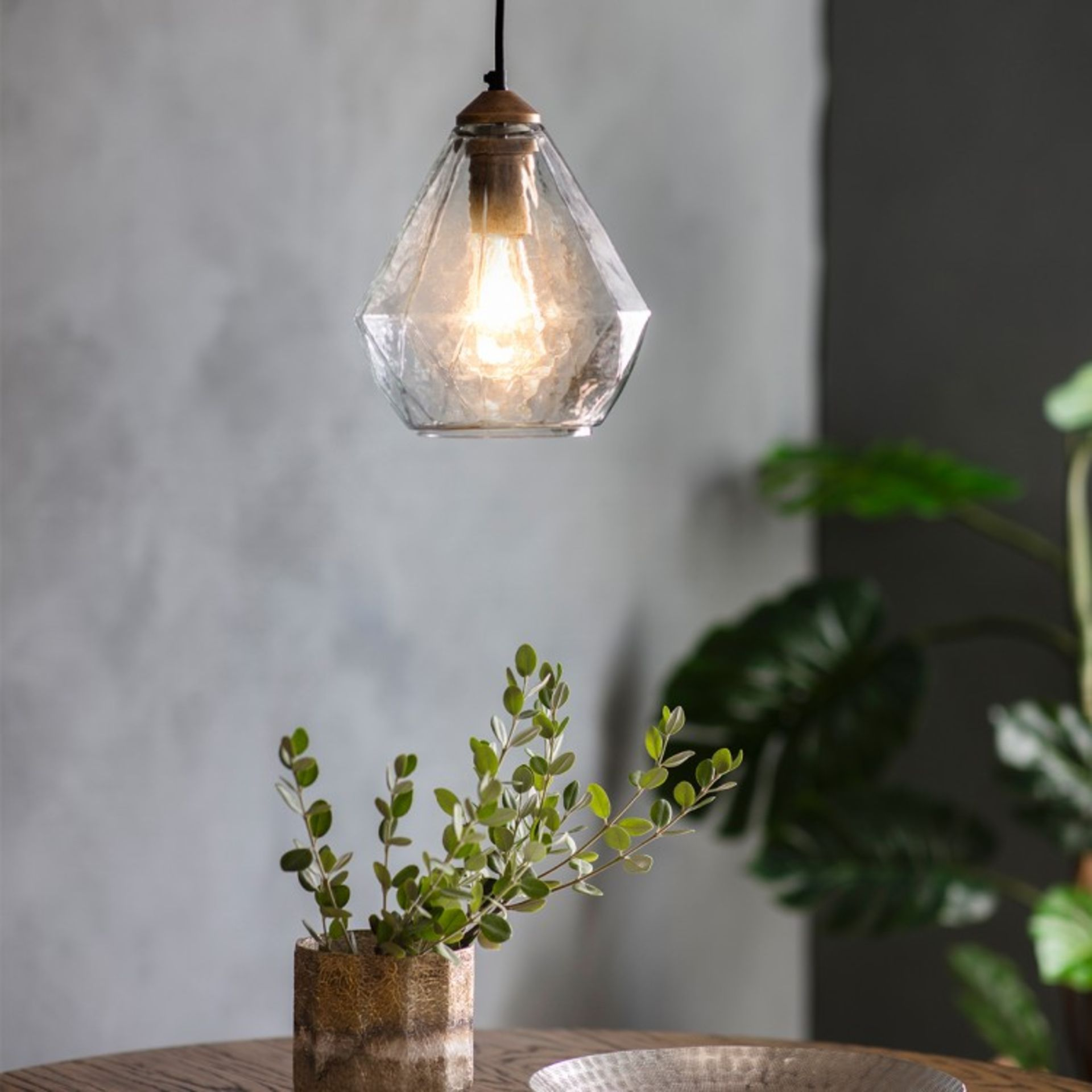 Pollina Pendant Light Contemporary and incredibly stylish, this pendant light will effortlessly