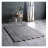 Arizona rug silver grey If you are looking for a great statement piece for your home in which is