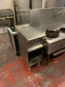 Electrolux Infill Unit Stainless Steel 35 X 70 X 90cm