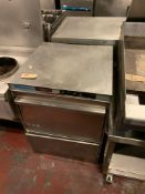 HOONVED Undercounter Dishwasher 500 X 500mm Basket