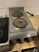 Falcon 350 Series 2 Hotplate Electric Boiling Top E350/32 30 X 64 X 24cm
