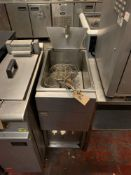 Valentine VMC 3 Phase Pasta Boiler Complete With 4 X Baskets 35 X 60 X 83cm