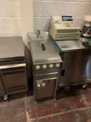 Valentine VMC Pasta Cooker 3 Phase Complete With 4 X Baskets Capacity 25 To 40 Litres 35 X 60 X