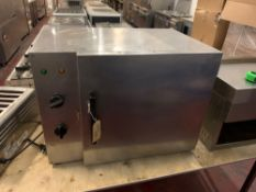 Convotherm AR 12 Convektomat Hot Air Oven This Hot Air Unit Is Suitable For Thawing Regeneration And