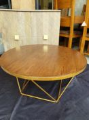 Chaplin Coffee Table Chaplin Is A Contemporary Collection Of Occasional Furniture Chaplin Is A