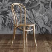 Foy Chair Natural 2pk This Foy Natural Dining Chair Offers A Classic Addition To Your Dining Area
