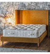 Luxury 1400 Natural Tufted Deluxe Double Mattress Natural comfort for cosy luxury. Decadent cashmere