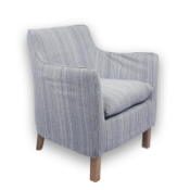 """Charlie Dining Chair Timothy Oulton's """"Charlie Dining Chair"""" is a comfortable dining room chair. The"""