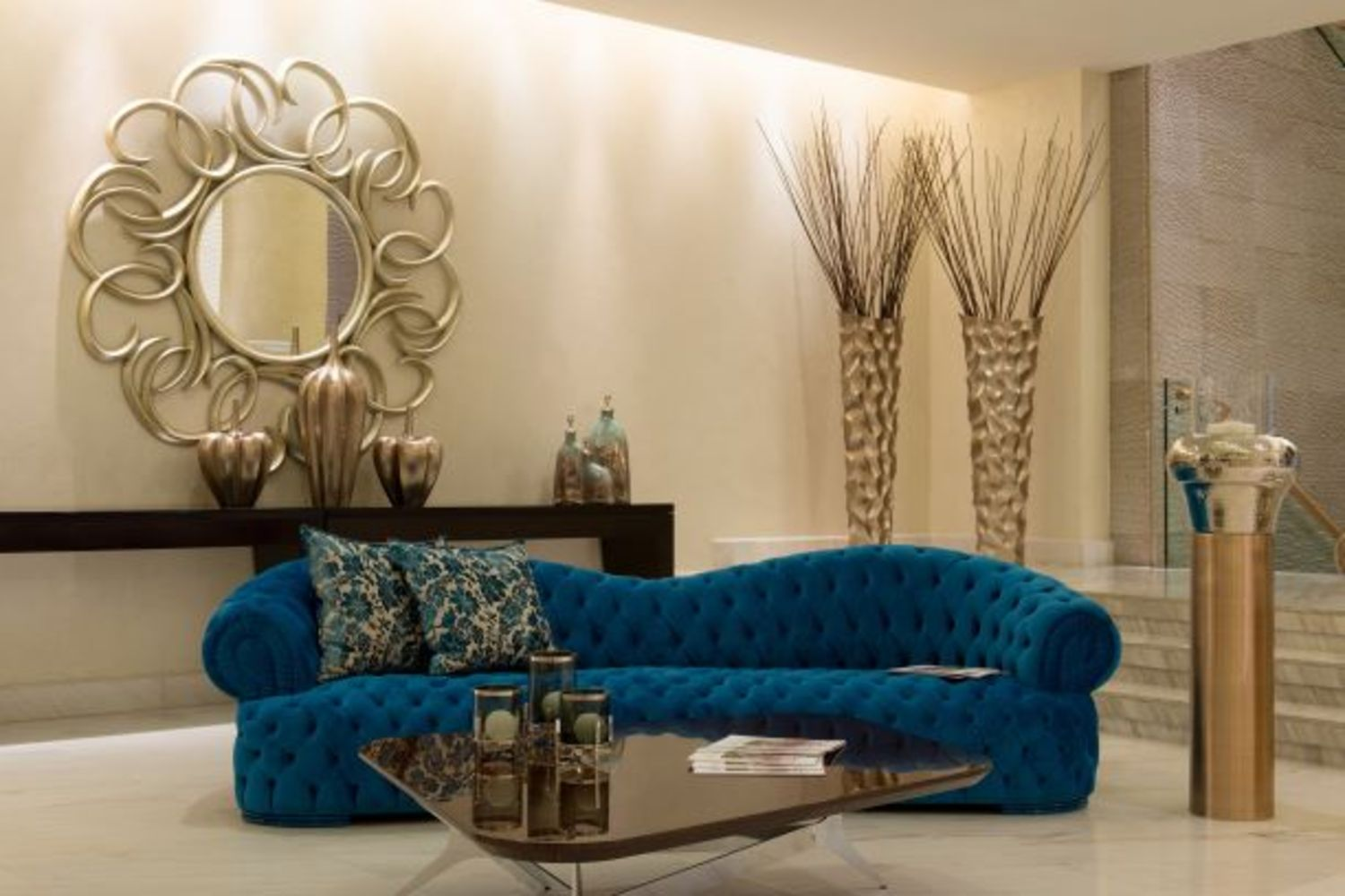 Luxury Interior Furniture Sale - Everything from Beds and Tables to Vases and Mirrors Stunning Curated Collection at Amazing Prices