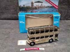 Lonestar #1808 Royal Wedding Souvenir Bus In Box Decals Not Attached #29 Victoria