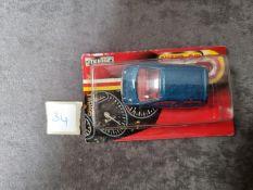 Majorette #03439105 #206 Renault Twingo Metallic Blue Sealed Card