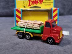 Lonestar Impy #60 Timber Truck Mint Model With A Crisp Box
