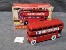 Lonestar #1259 Route Master Bus In Box See London By Bus Decals No 76 Victoria