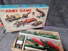 Codeg Toys (Cowan De Groot ) #3002 The Army Game 1968