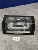 Minichamps BMW 5-Series 535i E34 5er 1988-96 1:43 (Limited Edition 1 Of 3744) In Display Case And