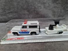 Majorette #362 300 Series Land Rover Nasa REM Radar Sealed Card