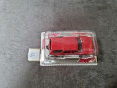 Majorette # 276 Toyota Runner Red Sealed Card
