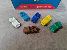 Midge Toys A&E Tool And Gage Co Shop Stock 36 Die Cast Model Toys
