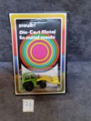 Playart Diecast Metal #7169 Tractor With Angeldozer On Card Playart Was A Toy Company Owned By