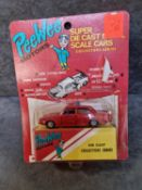 Impy / Durham Industries Inc. Pee Wee Motors Super Diecast Scale Cars Collector Series #312 Fire