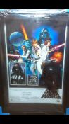 David Prowse Signed And Framed 3d Display With Mask Supplied with Certificate Of Authenticity