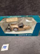 2x Brumm revival cyclecar diecast vehicles#r8 Sandford 1922 in boxes
