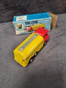Marx Diecast Bulldog (Hong Kong) #274 FUEL OIL TANKER in excellent condition in box