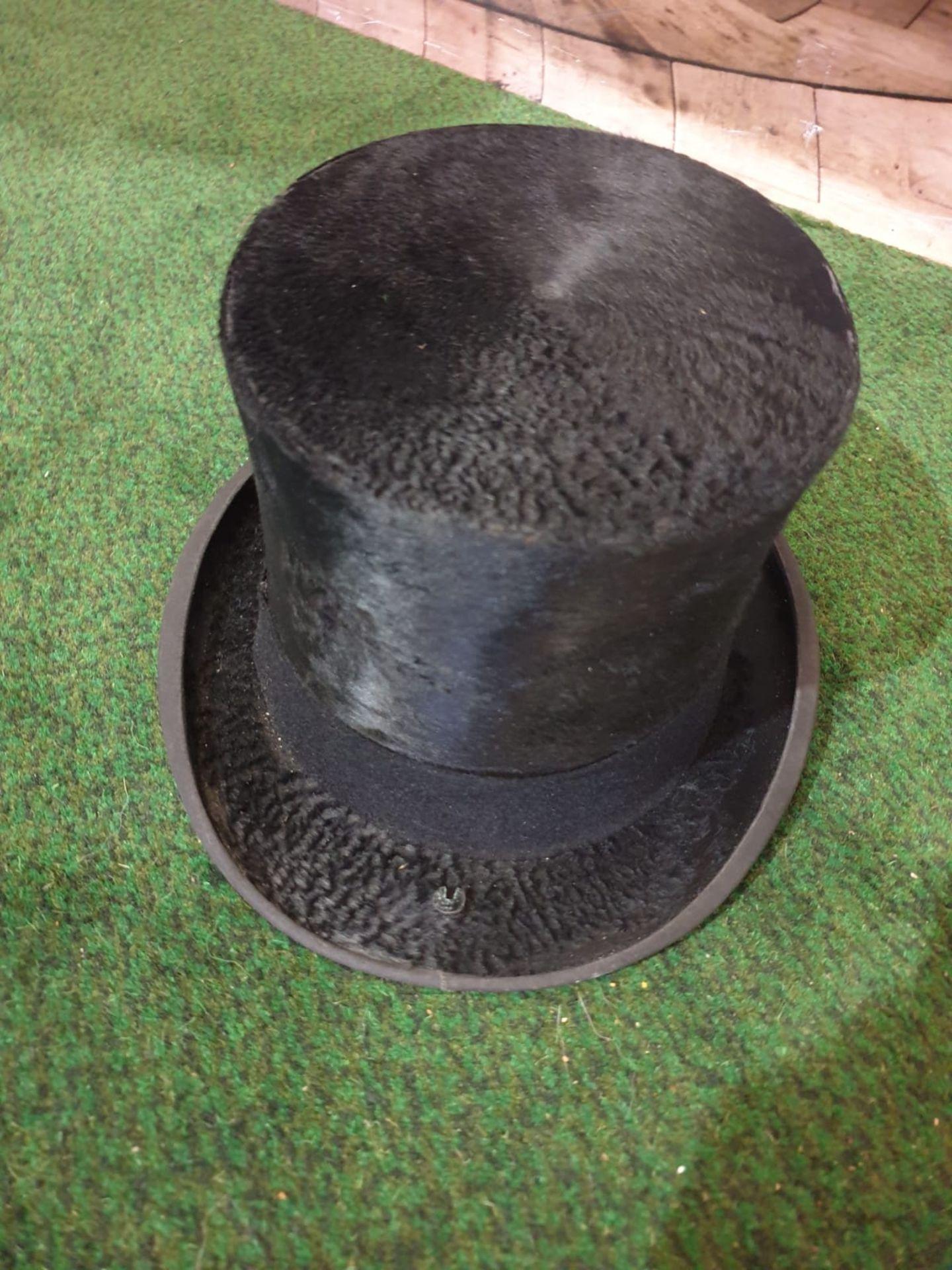 A Lock & Co London Hunters hat