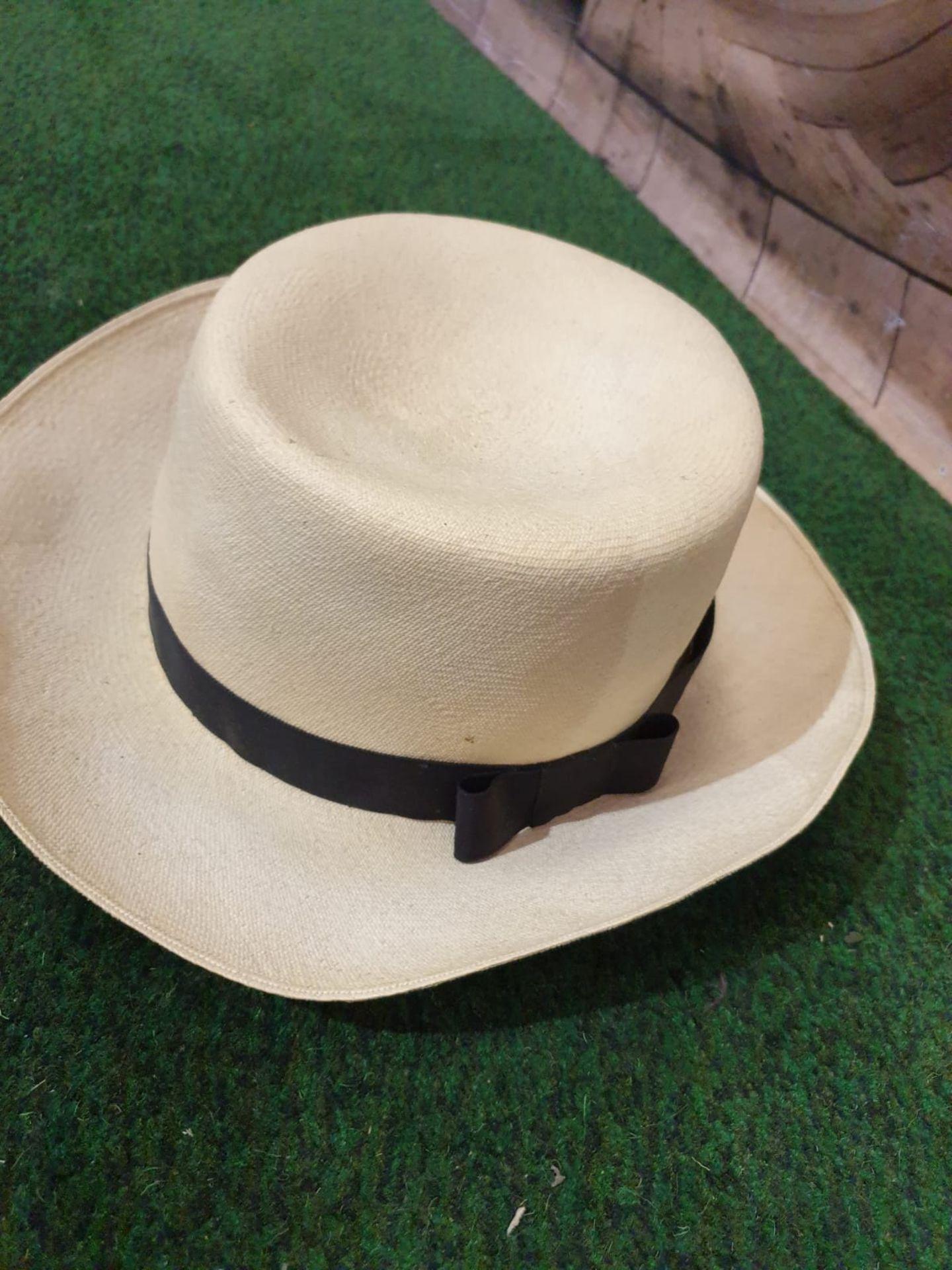 SAVANNAH PANAMA hat by James Lock & co. - Image 2 of 2