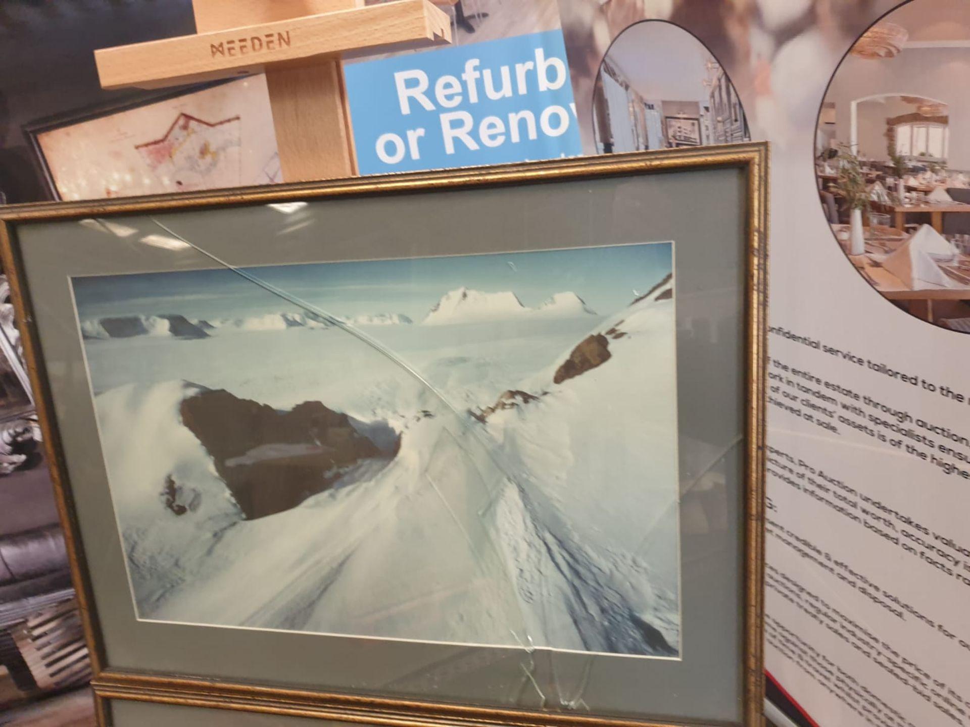 A set of 2 framed modern landscape picrures in frame 56 x 40cm - Image 5 of 5