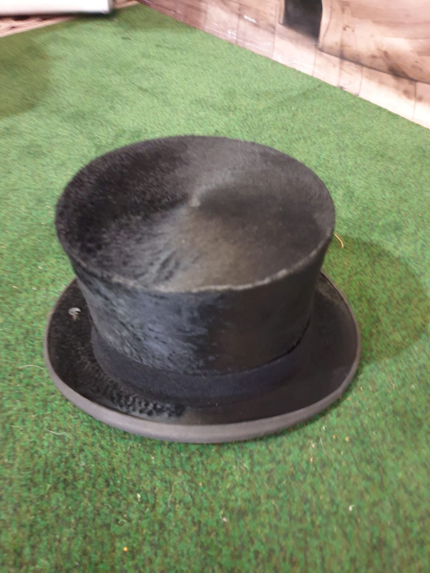 A Lock & Co London Hunters hat - Image 2 of 3