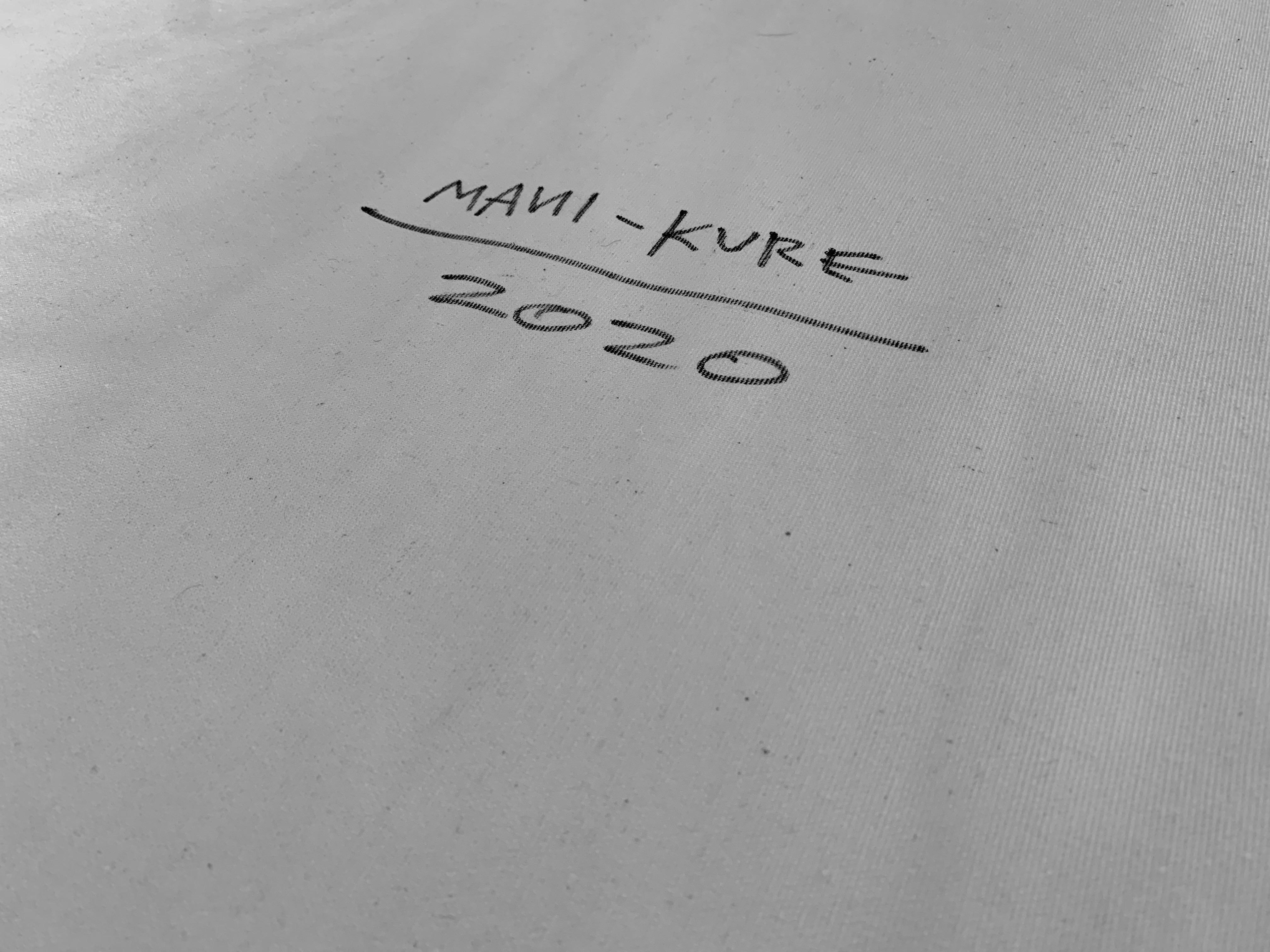 MANI-KURE 'WAR AND PEACE' - 2020- ORIGINAL 1/1 - Image 11 of 11