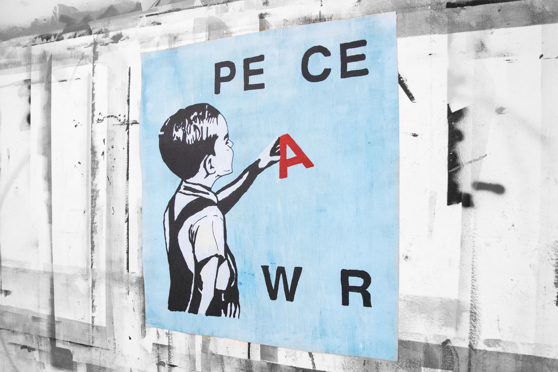 MANI-KURE 'WAR AND PEACE' - 2020- ORIGINAL 1/1 - Image 3 of 11