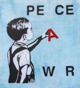 MANI-KURE 'WAR AND PEACE' - 2020- ORIGINAL 1/1
