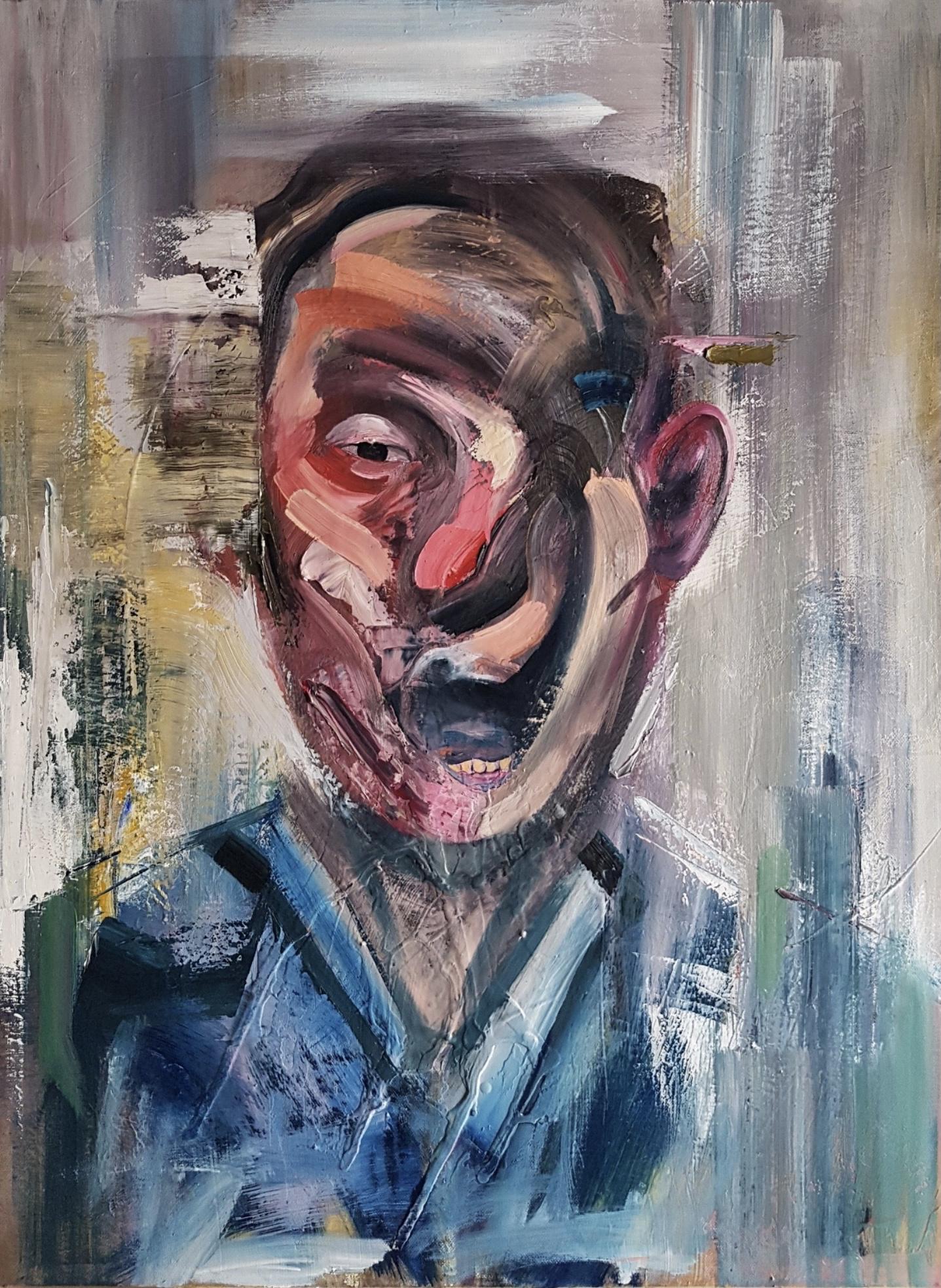 CHRIS VASILEIADIS 'HUMANITY' - 2020 - ORIGINAL 1/1