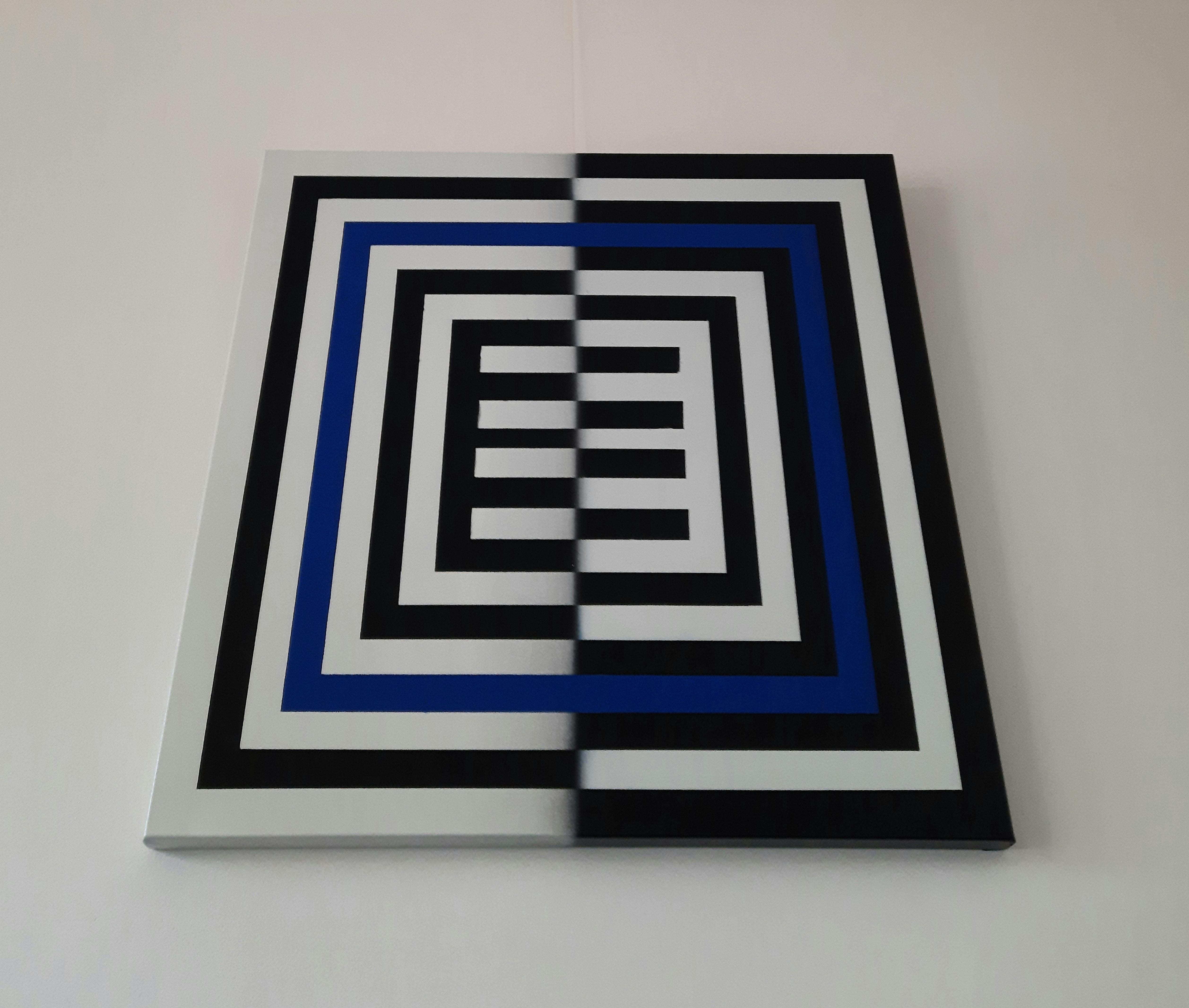 ESONE (PEDRO DENTINHO) 'TAKE THE BLUE PILL' - 2021-ORIGINAL 1/1 - Image 5 of 5