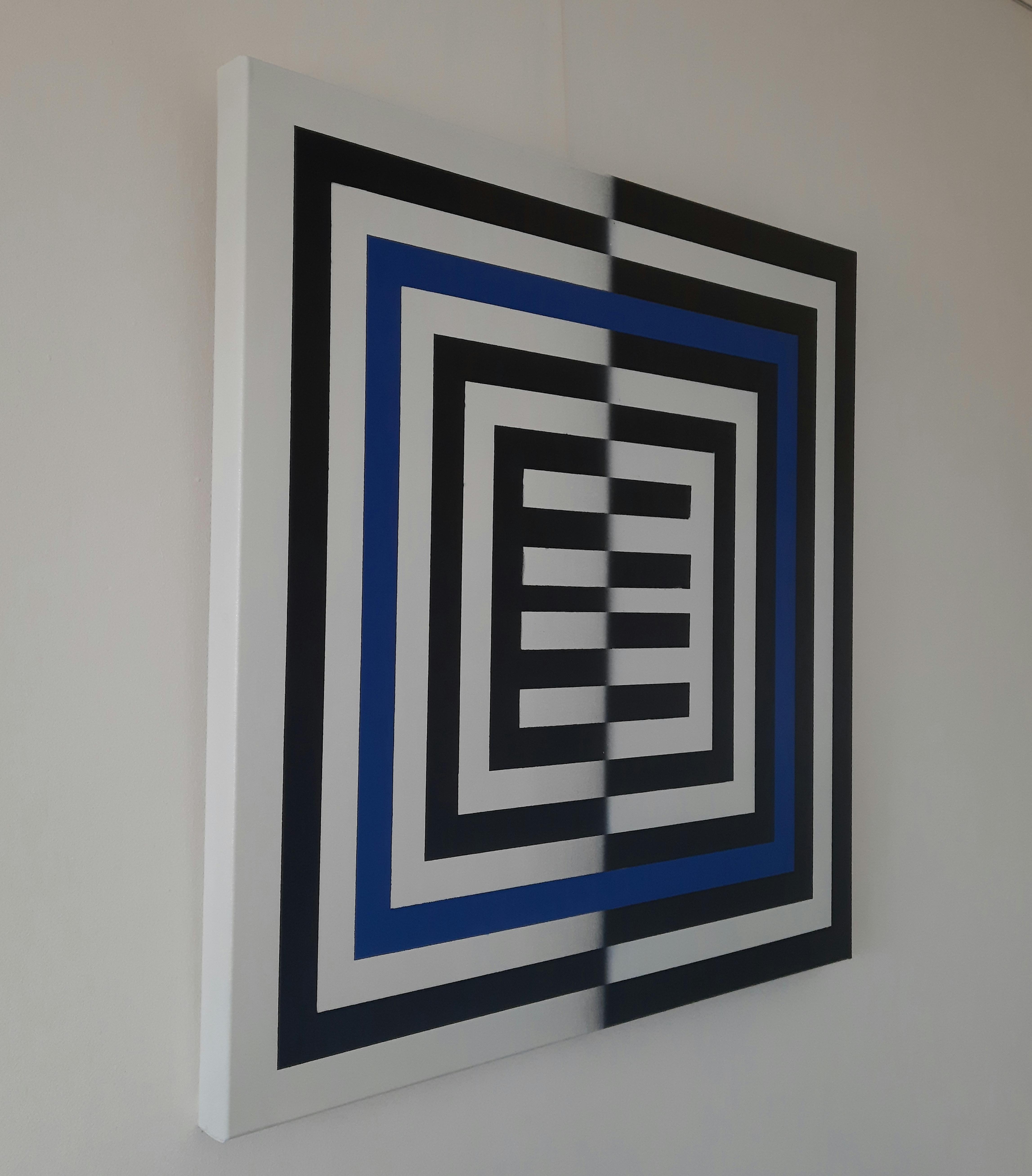 ESONE (PEDRO DENTINHO) 'TAKE THE BLUE PILL' - 2021-ORIGINAL 1/1 - Image 2 of 5