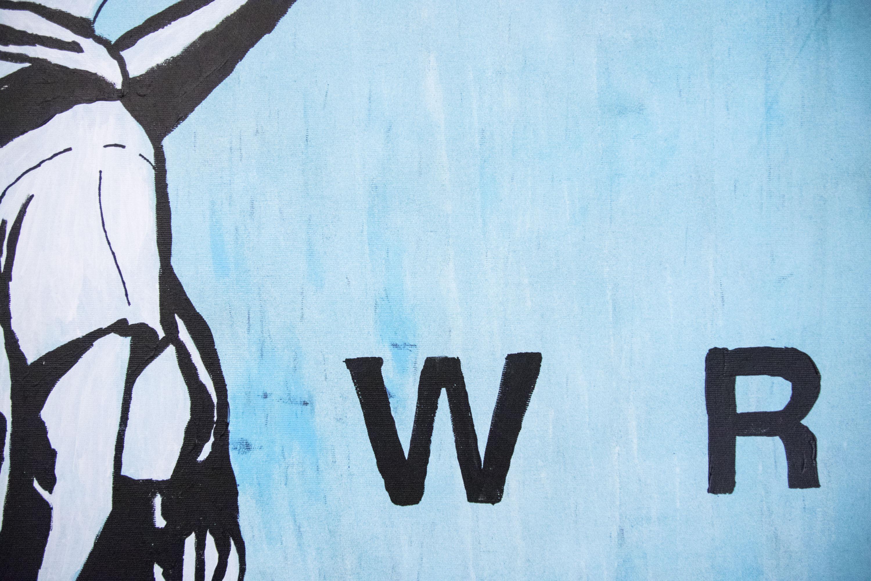 MANI-KURE 'WAR AND PEACE' - 2020- ORIGINAL 1/1 - Image 8 of 11