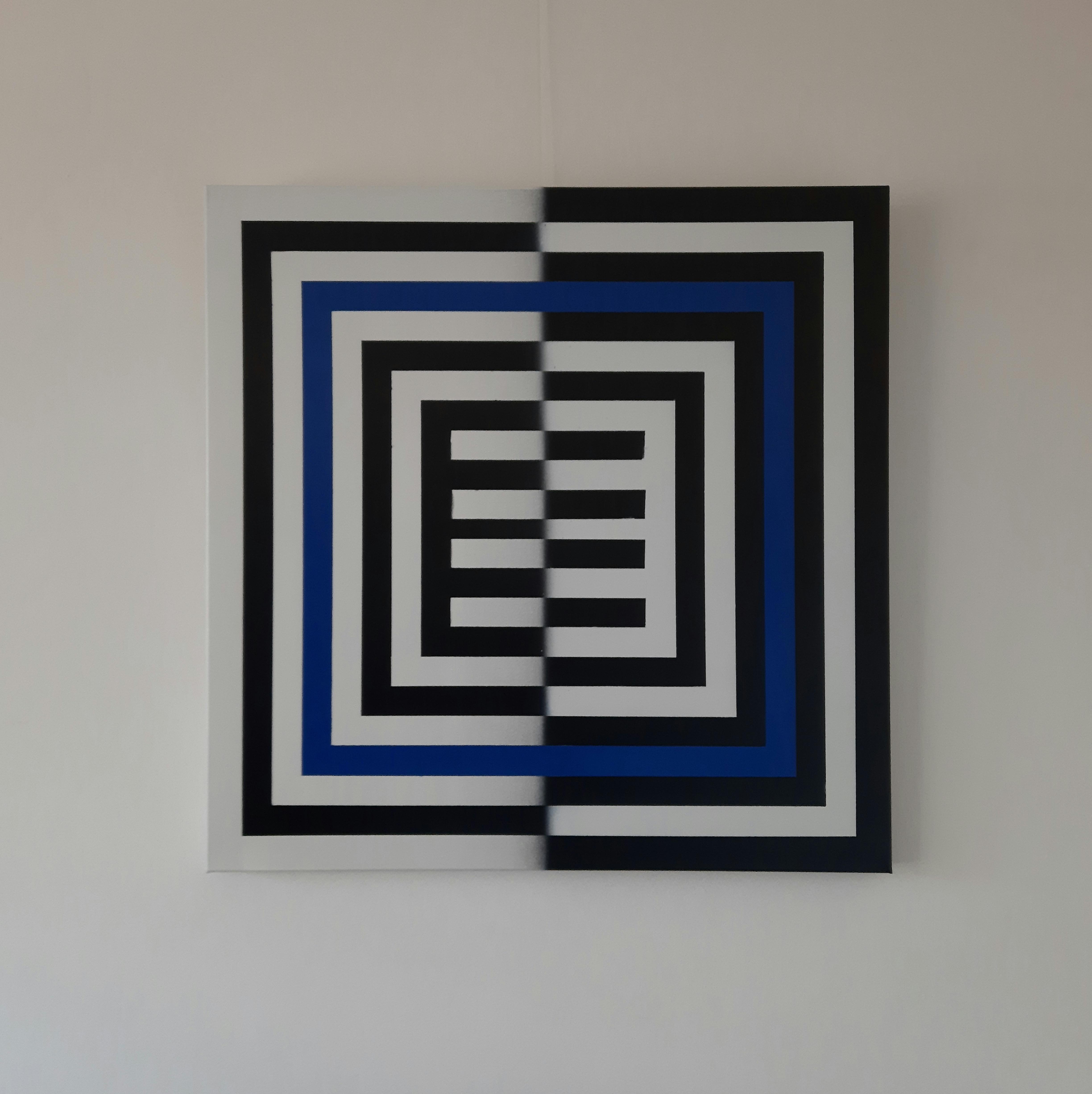 ESONE (PEDRO DENTINHO) 'TAKE THE BLUE PILL' - 2021-ORIGINAL 1/1