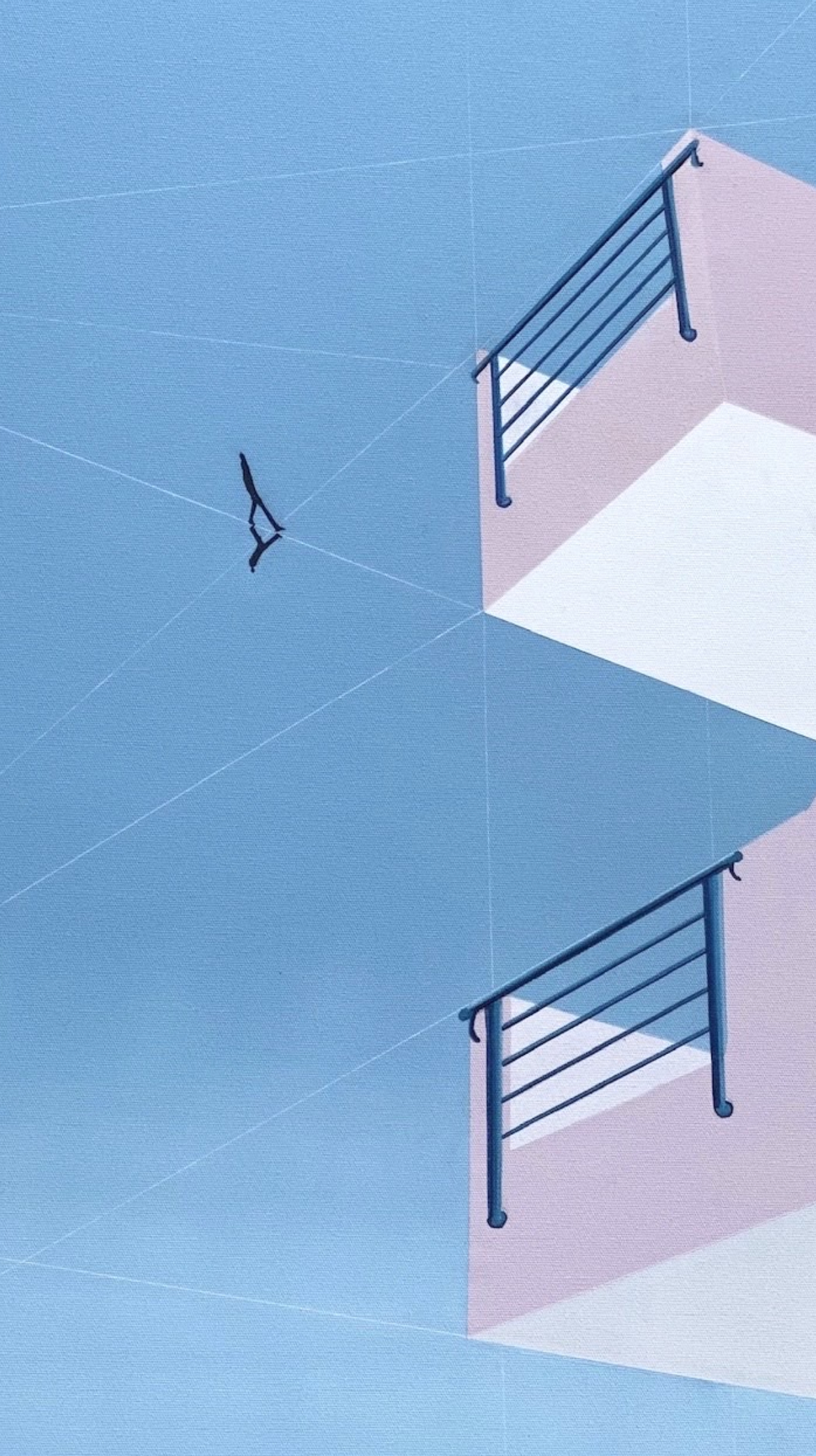 NEVINE HAMZA 'FREE TRANSFORM'-2020 - ORIGINAL 1/1 - Image 6 of 6