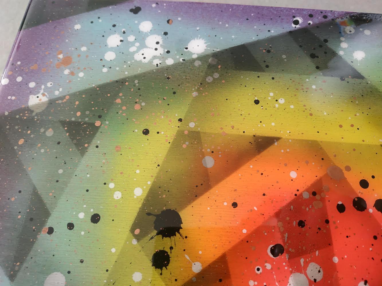 NINU 'COLOUR SPIRIT'-2021- ORIGINAL 1/1 - Image 7 of 11