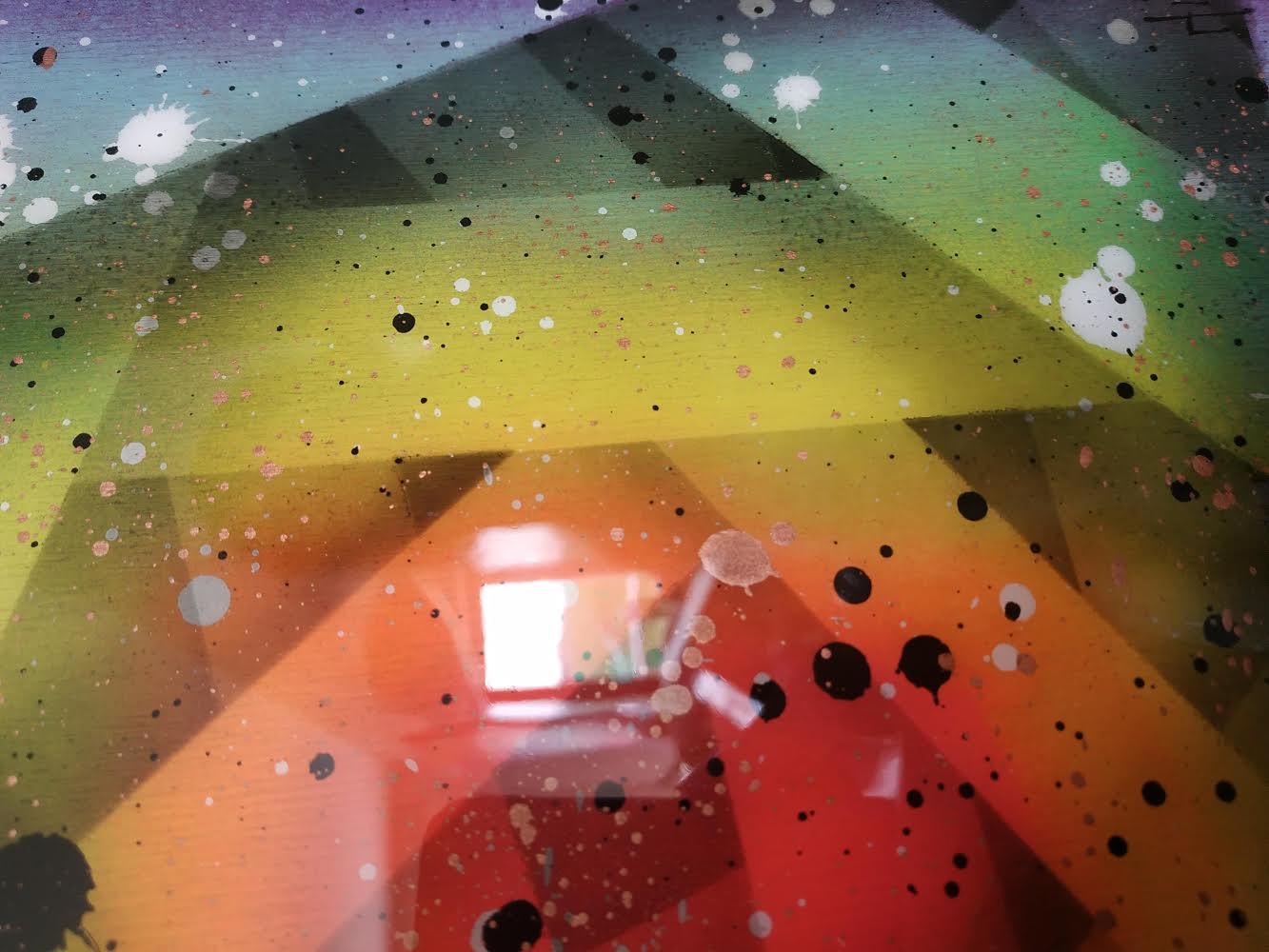 NINU 'COLOUR SPIRIT'-2021- ORIGINAL 1/1 - Image 2 of 11
