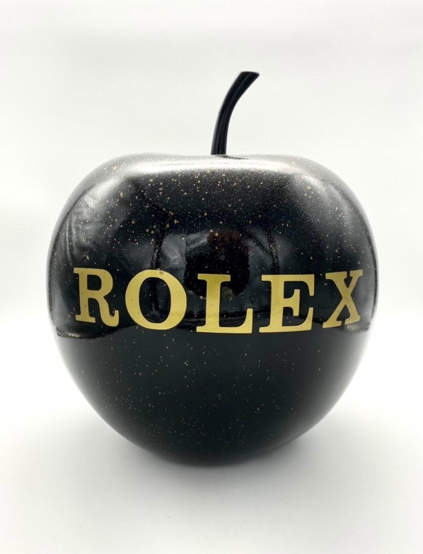 MVR-ART 'APPLE ROLEX'-2020 - Image 3 of 12
