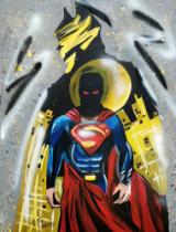 LUCA ANGELINI 'SUPERMAN IN GOTHAM'-2021